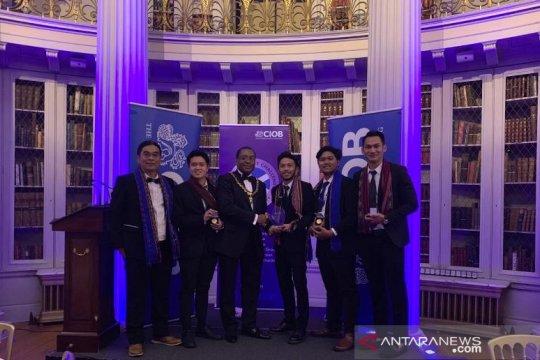 Mahasiswa FTUI berhasil raih juara dunia CIOB
