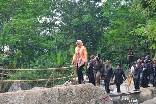 Pemkab Purwakarta mengembangkan wisata alam Sukasari