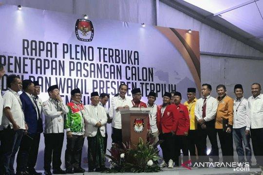 Jokowi akan langsung kerja dan bahas koalisi