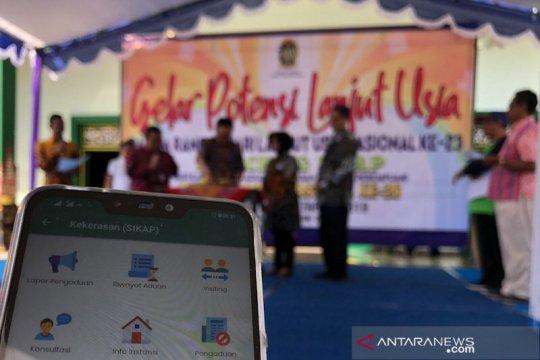 Yogyakarta luncurkan aplikasi Sikap percepat penanganan KDRT