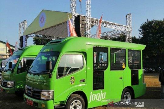 Transportasi wisata Jeron Beteng Yogyakarta bertambah