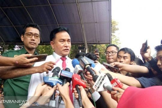 Yusril: tanpa kehadiran Prabowo-Sandi penetapan tetap sah