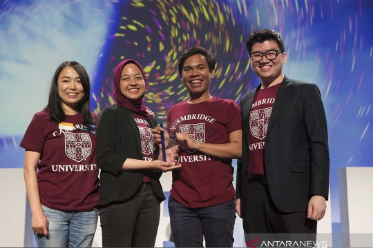Mahasiswa Indonesia peringkat kedua kompetisi inovasi Airbus