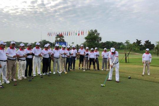 Diplomasi golf untuk pererat persahabatan Indonesia-Kamboja