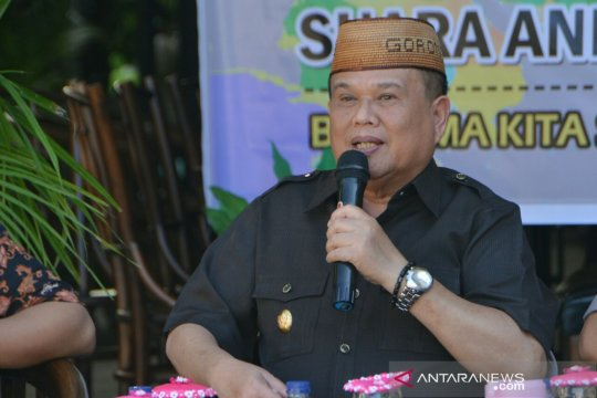 Itjen Kemendagri lakukan pengawasan penyelenggaraan OPD di Gorontalo
