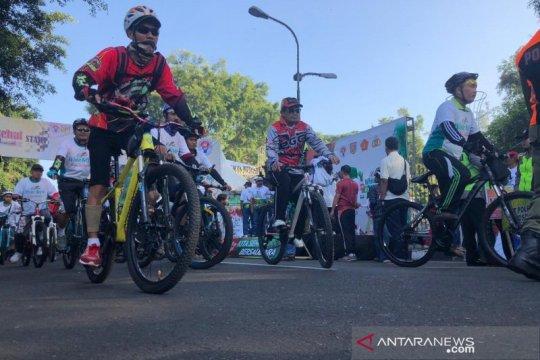 """Warga Wonosobo harapkan """"Sepeda Sehat"""" jadi agenda rutin"""