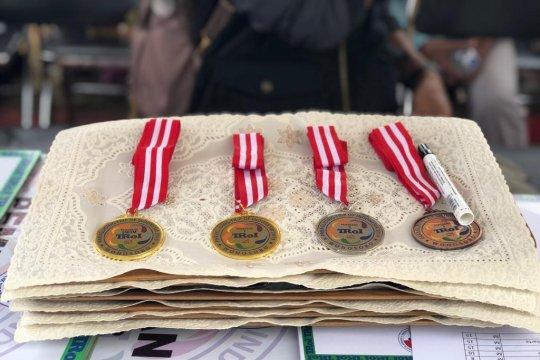 Kelas Junior Putra Paralayang Wonosobo diisi pemenang ganda