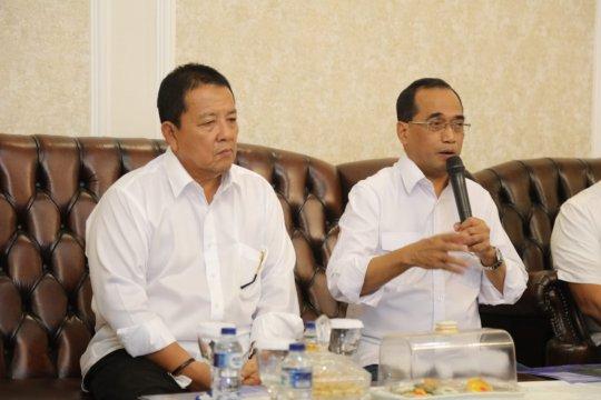 Disepakati Menhub dan Gubernur Lampung, kembangkan kereta bandara