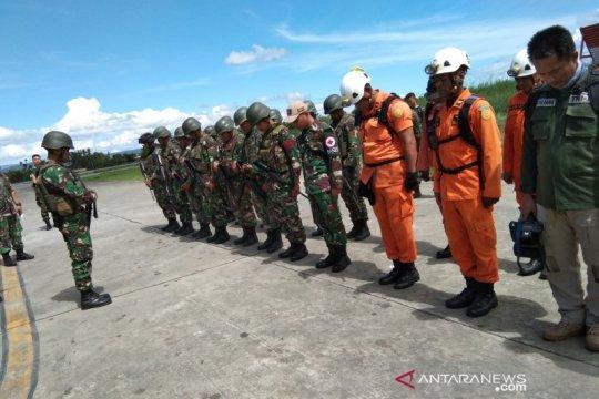 Kapendam XVII Cenderawasih: Pencarian helikopter MI 17 masih nihil