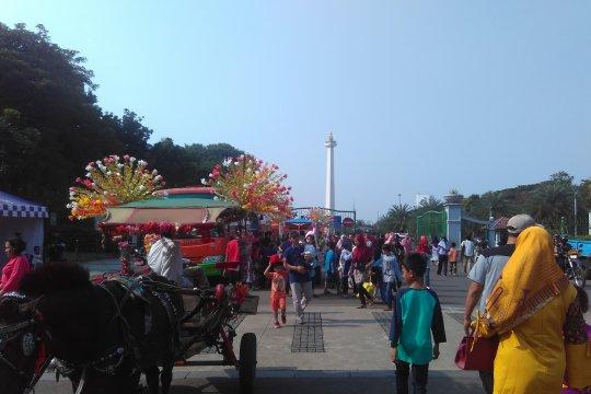 Ribuan warga antusias saksikan Karnaval HUT DKI Jakarta 2019