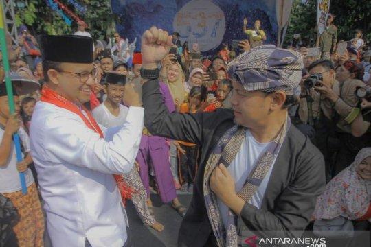 Anies hadir di Bogor, Bima Arya: beda pilihan tak putus persahabatan