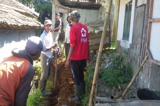 "Gandeng ""Korean Red Cross"", akses sanitasi dibangun PMI Banjarnegara"