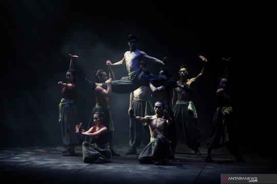 Pertunjukan sirkus dari Taiwan