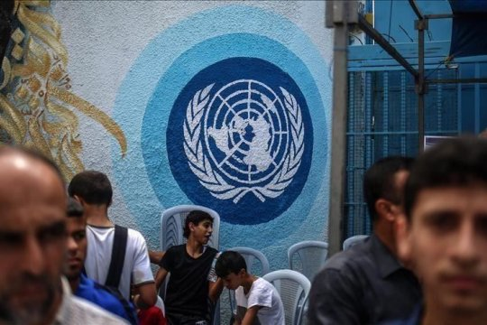 UNRWA sulit gaji pegawai, butuh suntikan dana Rp422 M
