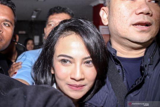 Polisi limpahkan kasus narkoba Vanessa Angel ke Kejaksaan