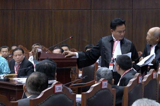 Alasan tim kuasa hukum TKN tolak permohonan BPN