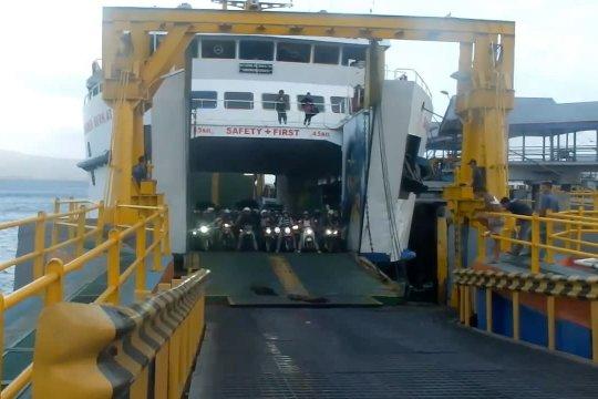 Tren peningkatan penumpang kapal laut dirasakan ASDP Ketapang