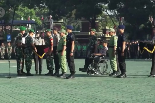 Forkopimda Jabar imbau masyarakat tidak berangkat ke Jakarta