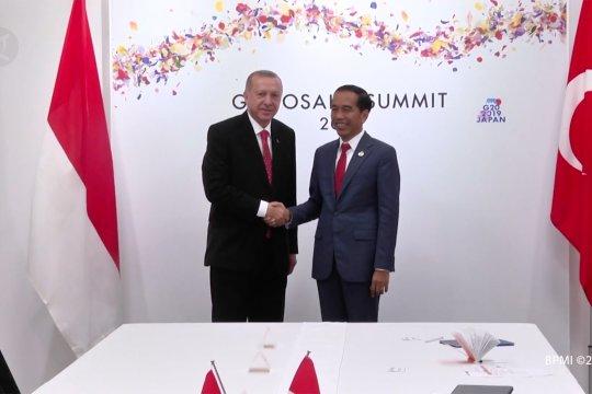 Presiden Erdogan berencana kunjungi Indonesia awal 2020