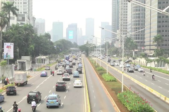 Wajah baru transportasi Jakarta