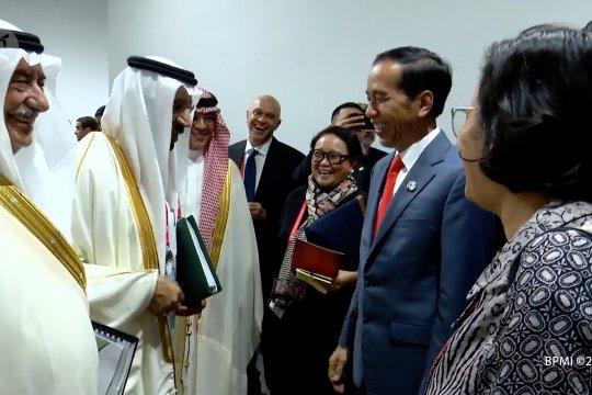 Arab puji Jokowi punya dua menteri perempuan terbaik dunia