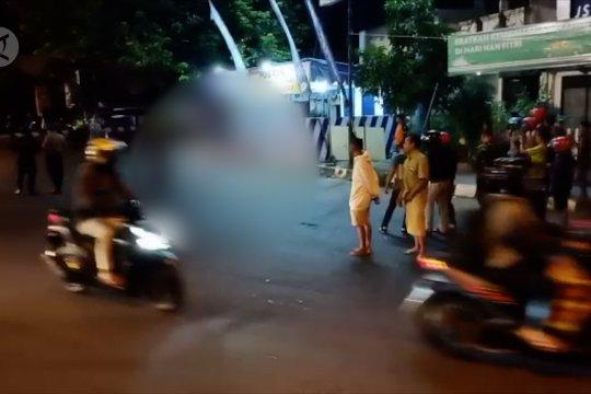 Polisi amankan pelaku peledakan pos pantau mudik Tugu Kartasura