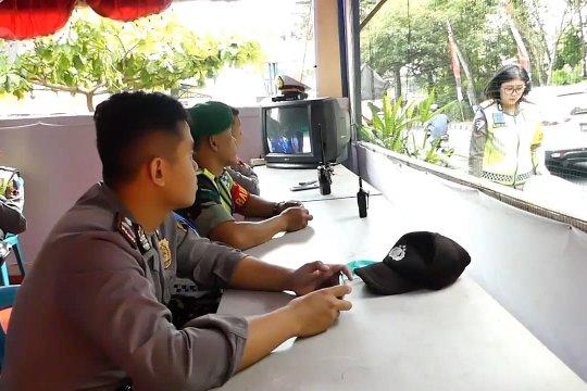 Polres Temanggung lakukan pengamanan berlapis