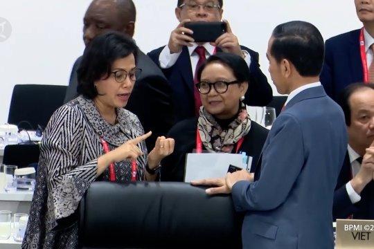 Presiden Jokowi upayakan rezim perpajakan adil di era digital