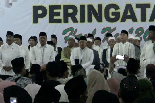 Sejumlah menteri hadiri haul Syeikh Nawawi Al Bantani