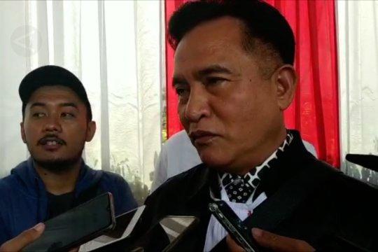 Yusril optimistis MK Tolak gugatan Prabowo
