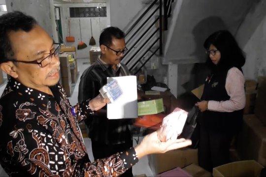 BBPOM Semarang gerebek gudang berisi 46 ribu lebih kosmetik ilegal