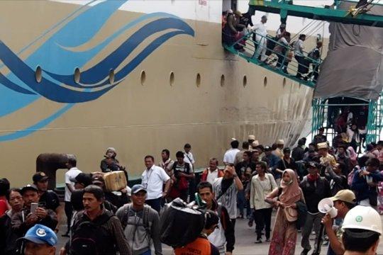 Pelindo III: pemudik dengan kapal laut meningkat 28%