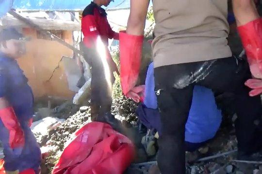 Enam jasad korban tertimbun lumpur likuifaksi kembali ditemukan