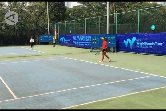 ITF World Tennis Tour di Jakarta akan jadi pemanasan SEA GAMES 2019