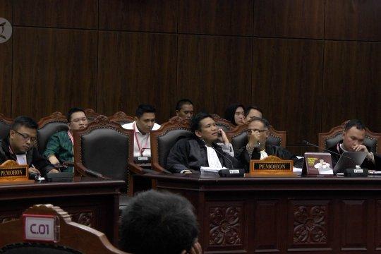 MK Tolak permohonan BPN untuk tambah saksi