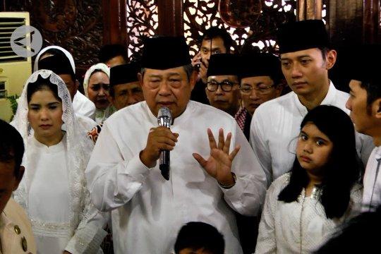 Detik-detik sebelum Ani Yudhoyono wafat