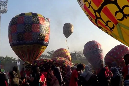 Festival balon udara Airnav