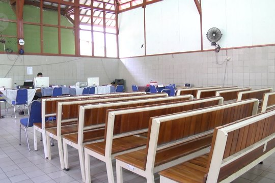 Kuota 130 kursi, SMPN 1 Cikini terima 400 pendaftar