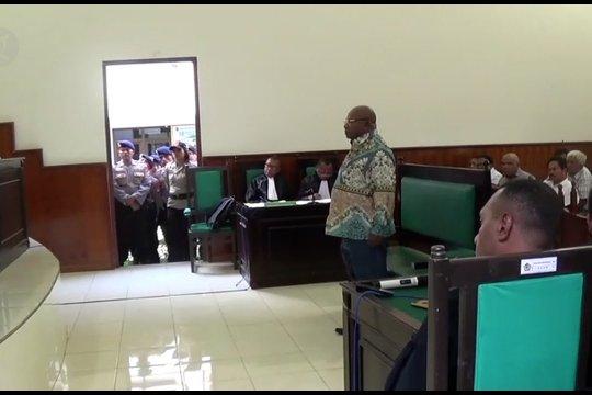 Melanggar pidana pemilu, Bupati Merauke divonis 4 bulan penjara