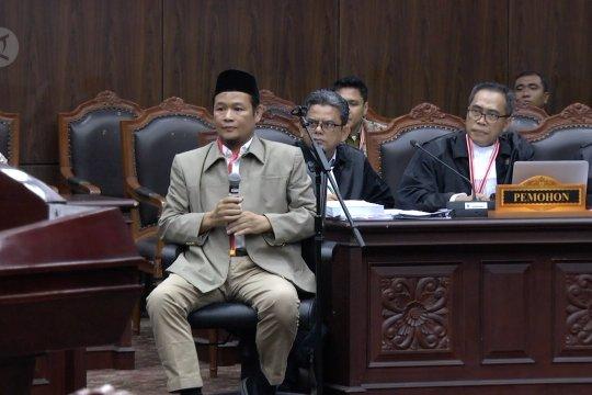 Saksi BPN enggan buka soal ancaman dan identitas pengancam