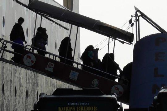 28 tahanan terduga teroris Kalteng dipindahkan ke Bogor