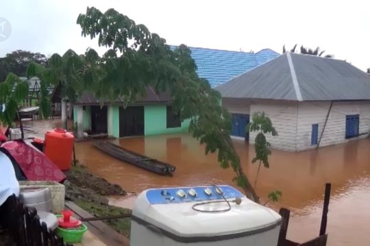 Apresiasi BNPB untuk Pemda, TNI-Polri, dan relawan di Konawe Utara