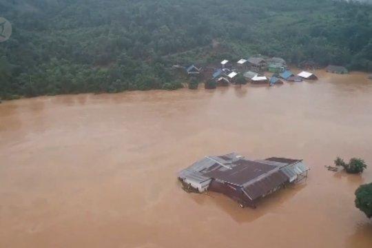 Kerugian akibat bencana banjir Konawe Utara capai  Rp674 miliar