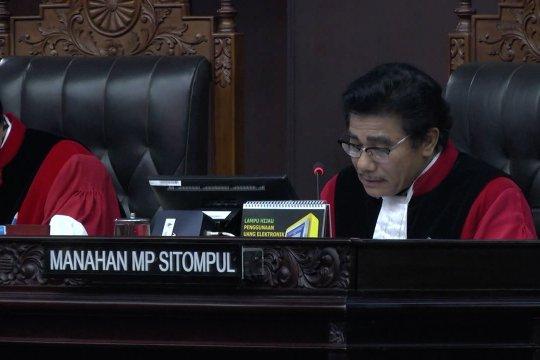 MK tolak tuduhan kecurangan pemilu dari pemohon