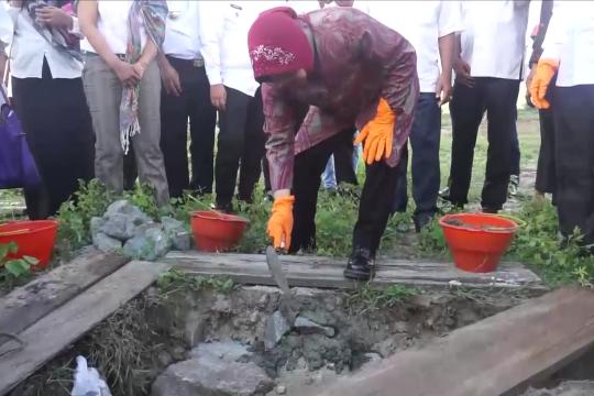 Walikota Surabaya bangun hunian tetap untuk korban gempa Palu