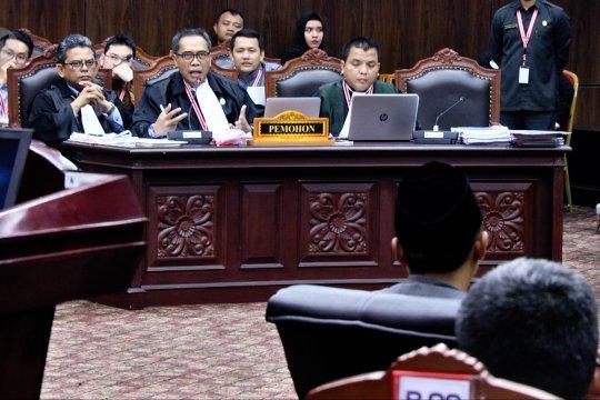 Yusril: saksi TKN bantah tuduhan pengarahan berbuat curang