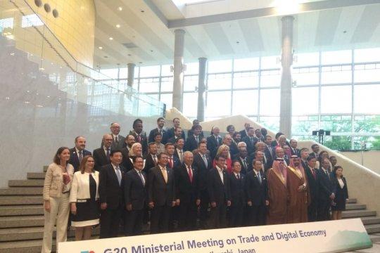 Forum G20 berupaya menurunkan tensi perang dagang