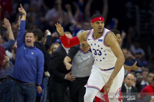 Ben Simmons pimpin Sixers atasi Wizards pada gim kedua