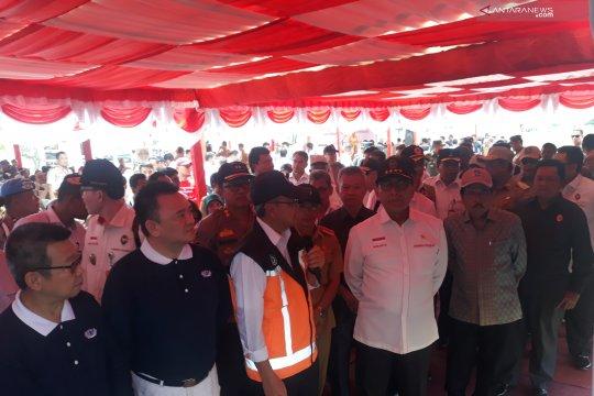 Wiranto : Libatkan pengusaha lokal bangun hunian tetap