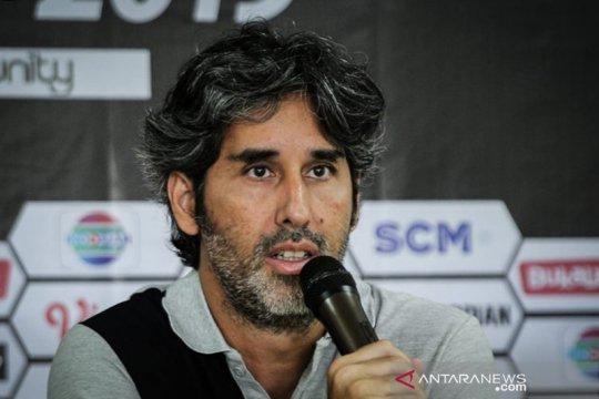 Pelatih Bali United mulai gali kekuatan lawan di Grup G Piala AFC